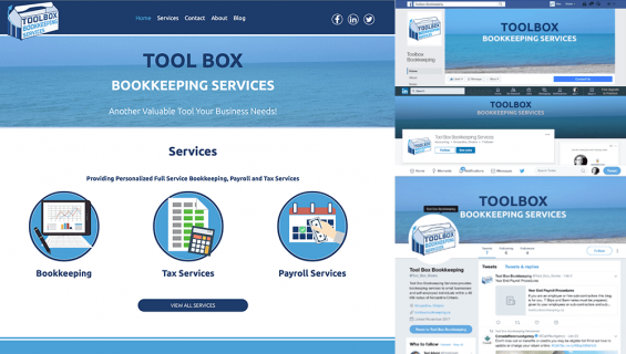 Tool Box Bookkeeping Services